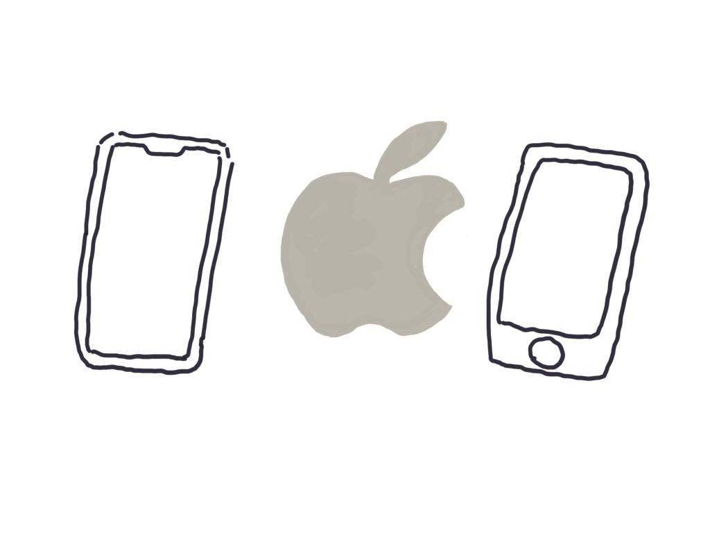 2018年に出ているiPhoneのどれに機種変更しようかな