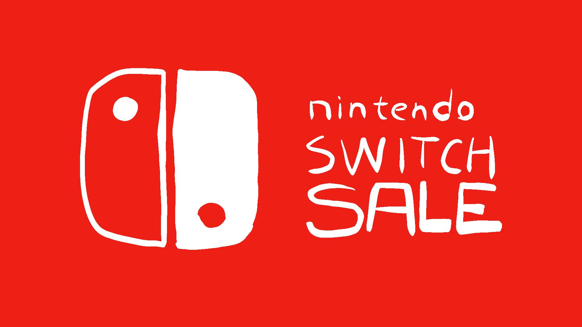 Nintendo Switchのセールが熱い