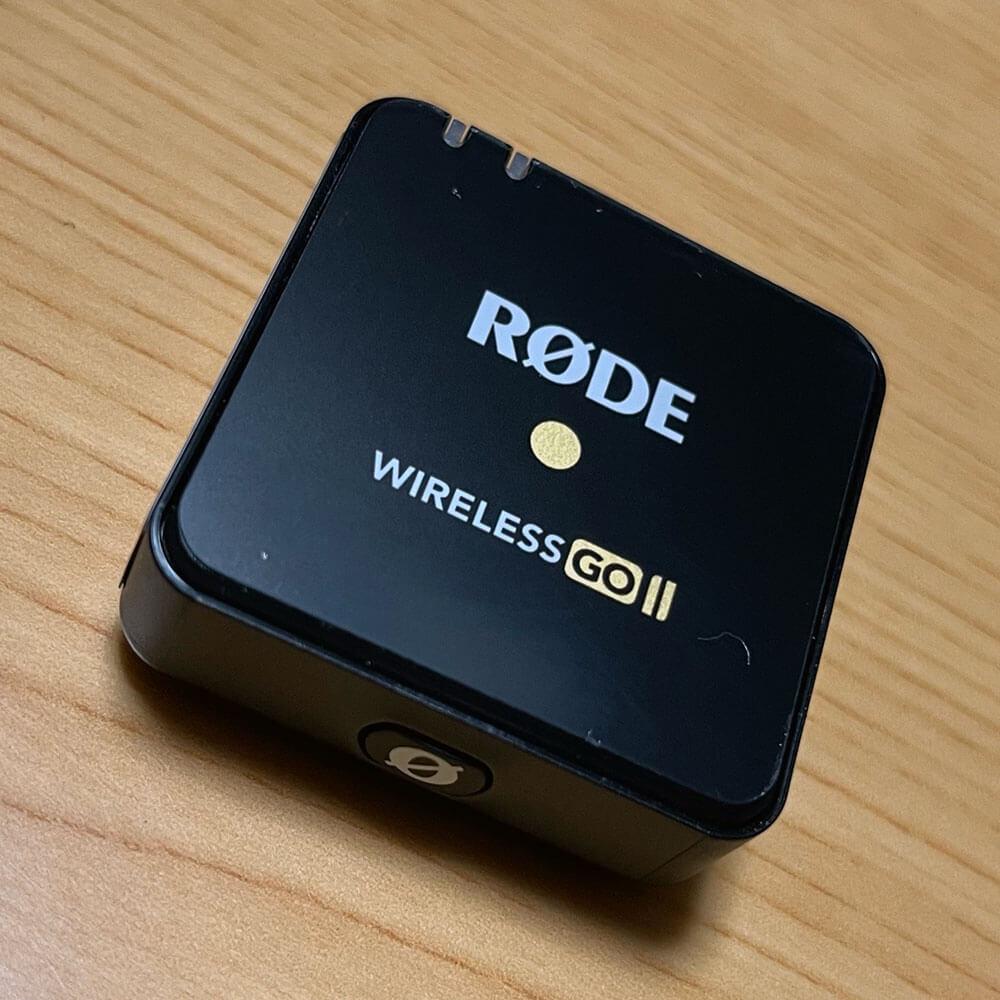 買ったよPDA工房 RODE Wireless GO II 衝撃吸収[反射低減] 保護 フィルム [送信機用/受信機用 3枚組] 耐衝撃 日本製